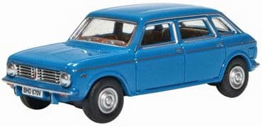 OXFORD DIECAST 76MX004 1:76 OO SCALE Austin Maxi Pageant Blue